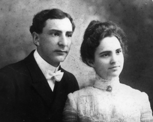 Henry and Elizabeth Kreider